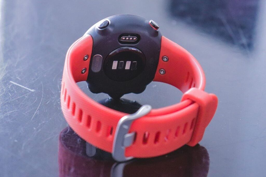 Garmin Forerunner 45 review picture 03