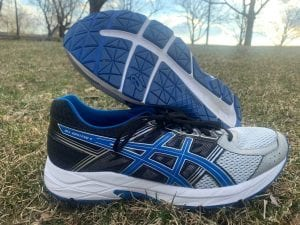 Asics Gel Contend 4 Paar