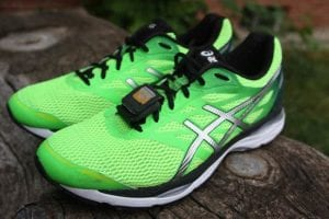 Asics Gel Cumulus 18 Lateral Side